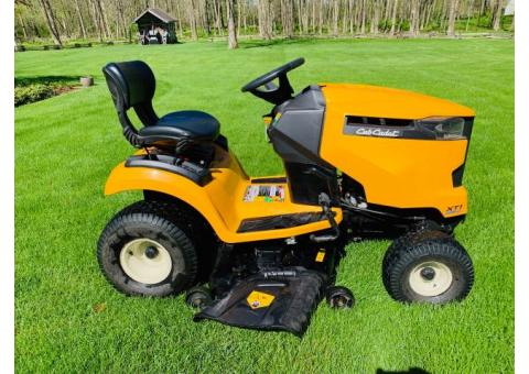 "2017 Cub Cadet 46"" Riding Lawn Mower Tractor"